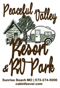 Peaceful Valley Resort Merch