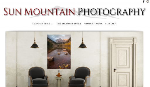 Sun Mountain Photography