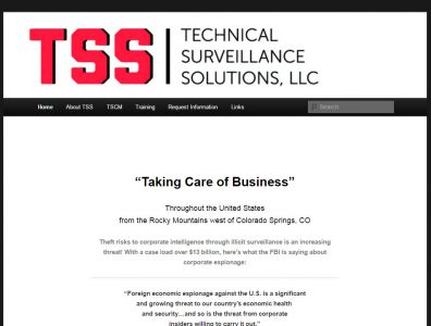 Technical Surveillance Solutions